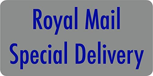 Price stickers royal mail special delivery/internationale verfolgbar und signed - post aufkleber/aufkleber, 1000, royal mail special delivery