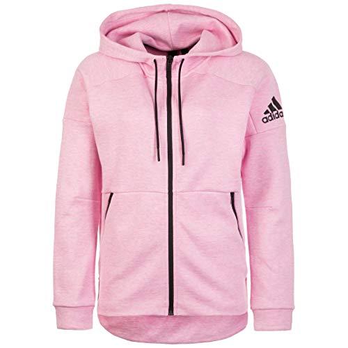 adidas Performance ID Stadium Kapuzenjacke Damen rosa, XS