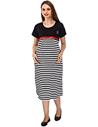 e31345786e24c Midi Maternity Dresses: Buy Midi Maternity Dresses online at best ...