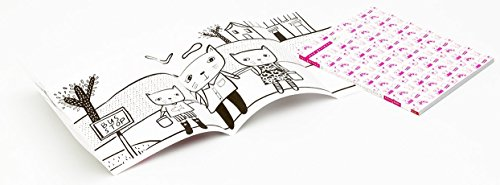 Wee Gallery Activity Books: Cat's Playgroup: A drawing and colouring book