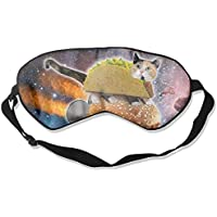 Taco Cat Space Sleep Eyes Masks - Comfortable Sleeping Mask Eye Cover For Travelling Night Noon Nap Mediation... preisvergleich bei billige-tabletten.eu