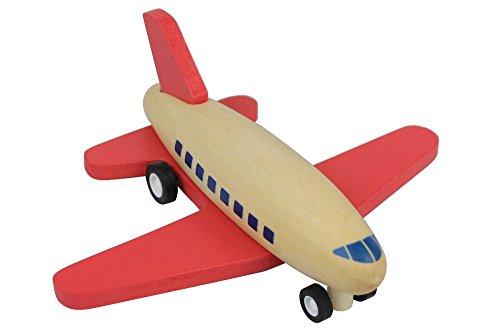 BuitenSpeel B.V. GA313 Rennflugzeug (rot)