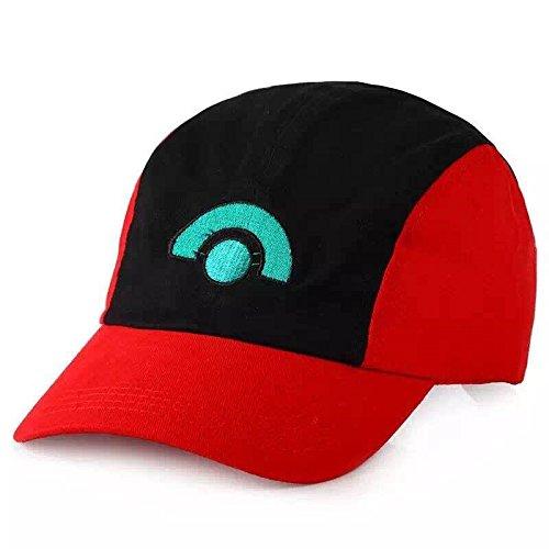 Cappuccio Halloween Pokemon Cosplay Ash cappello Costume da Costume Ketchum