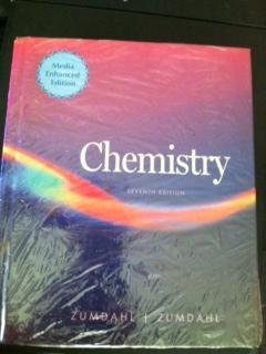 Zumdahl Chemistry Media Enhanced Edition Plus Web Booklet For Packagesseventh Edition