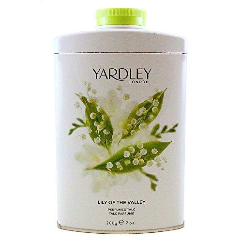 Lily of the Valley & Lavender de Yardley Talc en Poudre r 200g