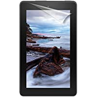 "NuPro Fire 7 Screen Protector Kit (7"" Tablet, 7th Generation – 2017 release), 2-Pack, Clear"