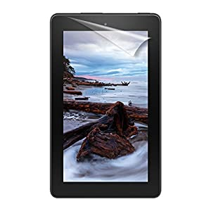 """NuPro Fire 7 Screen Protector Kit (7"""" Tablet), 2-Pack, Clear—Compatible with 9th Generation (2019 Release)"""