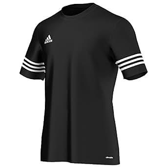 Adidas Mens Entrada 14 Short Sleeve Football Training