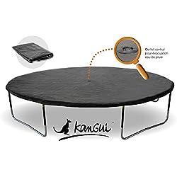 Kangui - Bâche de Protection Adaptable à Tous Trampolines de diamètre 250 cm