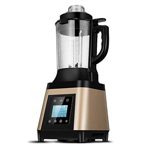 Multifunktions-Juicer-Haus-Heizung-Automatische Defekte Maschinen-Nahrungsmittelmaschine, Champagner-Gold 190 * 220 * 500Mm Mischmaschine