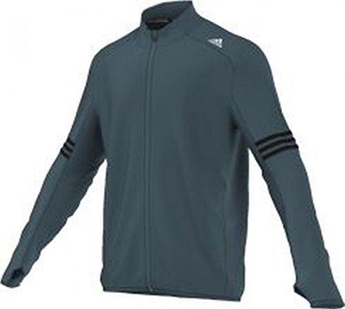 Adidas RS Wind Jkt M–Tuta da uomo verde / nero / bianco