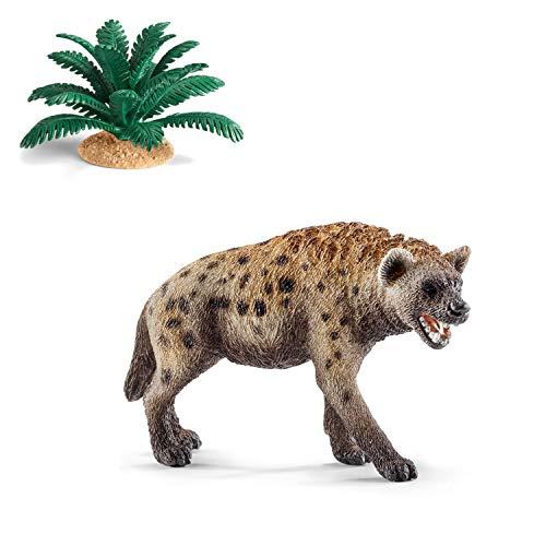 Wildlife Schleich 14735 Hyäne + 42244 Farn
