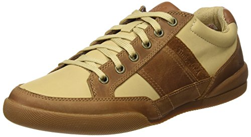 Timberland-Split-Cupsole-Mixed-Mediatrail-Saddleback-Full-Grain-Scarpe-Oxford-Uomo-Marrone-Trail-Saddleback-Full-Grain-43-EU