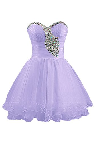 Vimans -  Vestito  - linea ad a - Donna Purple