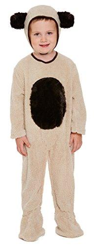Orso bruno Toddler Costume 3 Anni