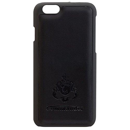 Commander Étui Étui Case Black 2en 1avec Back Cover pour Apple iPhone 6Plus/6S Plus Produit sous licence + chiffon de nettoyage imobi