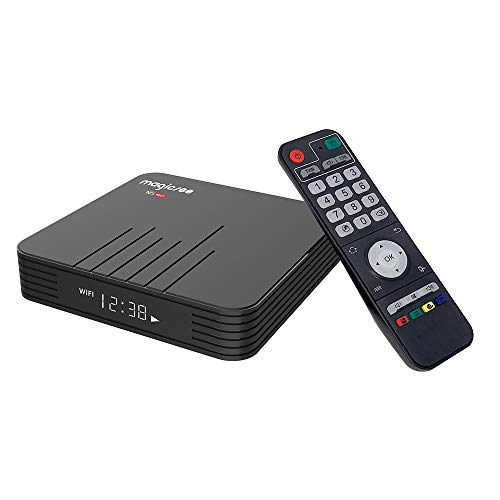 Zach-8 Android TV Box, Android 9.0 mit S905x22g + 16Gtv Box 4K Android Netzwerk HD Player,US Hd-dvr-serie