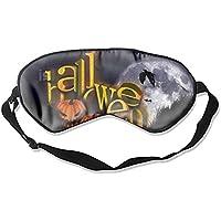Halloween-Schlafmaske, Schlafmaske, Seide, Schattenmaske, Schlaf Gossles Augenhade/Augenbinde preisvergleich bei billige-tabletten.eu