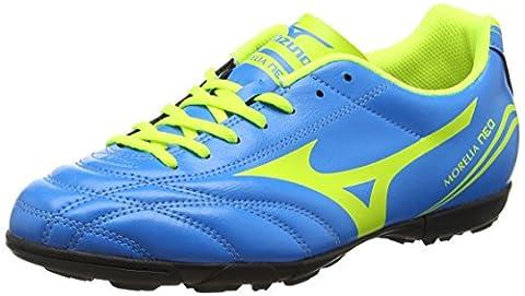 Mizuno Men's Morelia Neo Cl As Football Boots, Blue (Diva Blue/Safety Yellow), 8 UK 42 EU
