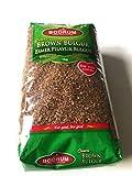 Brown Bulgur - Whole Grain bulgur- 1 kg - Esmer bulgur pilavlik