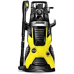 Kärcher 1.168-604.0 K 7 Premium Limpiador de alta presión (Vertical, Eléctrico, Negro y Amarillo)