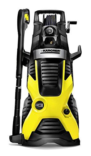 Kärcher K 7 Premium - Hidrolimpiadora de alta presión con enrollador de manguera, 3000 W, 160 bares, caudal 600l/h, rendimiento de 60 m²/h