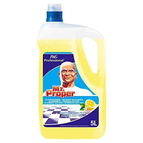 Meister Proper Professional Allzweckreiniger Zitrus, 3er Pack (3 x 5000 ml)