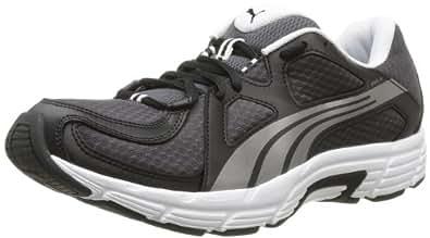 Puma Men's Axis v3 Dark Shadow and Aged Silver Mesh Running Shoes - 10UK/India (44.5EU)