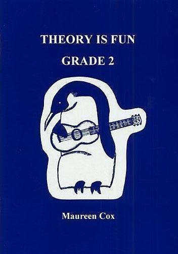 Theory is Fun: Grade 2 by Cox, Maureen New of 2 Revised Edition (1994)