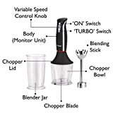 (Renewed) Prestige PHB 8.0 750-Watt Hand Blender