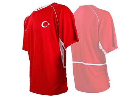 Nike Türkei Home Jersey, Größe:XL
