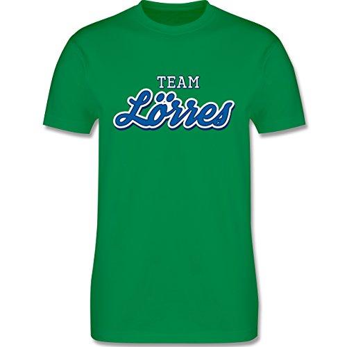 Typisch Männer - Team Lörres - Herren Premium T-Shirt Grün