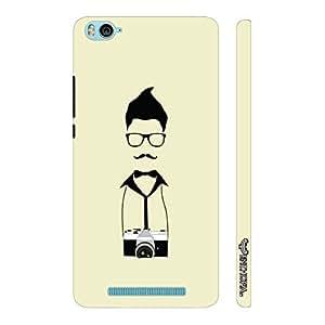 Xiaomi Mi 4c Bhaiyaji E-smileee designer mobile hard shell case by Enthopia