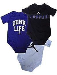 5603311bab72 Amazon.co.uk  Nike - Bodysuits   One-Pieces   Baby Boys 0-24m  Clothing
