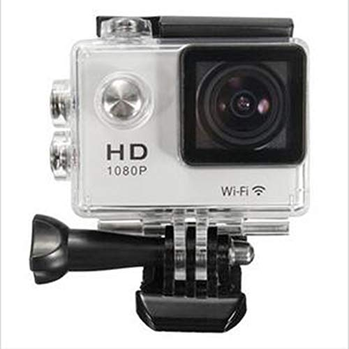 Price comparison product image FeLiCia SJ5000 1.5 Inch 1080P FHD WiFi Mini DV Car Action Waterproof Sport Camera Buit-in Lithium Battery - white