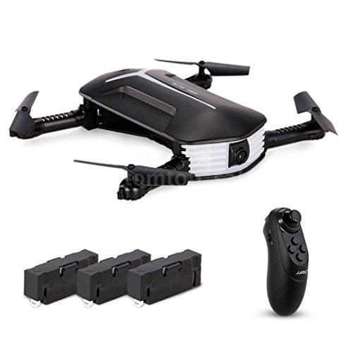 TWIFER JJR/C H37 BABY ELFIE RC Quadcopter Kopfloser Modus 4CH Drone Selfie Spielzeug 3 Batterie (Rc Car Aufkleber-kit)