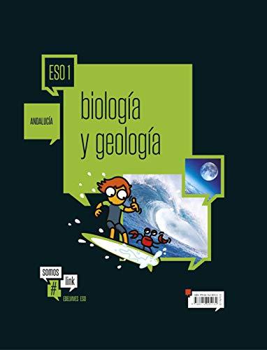 Biología y Geologia 1º ESO Andalucia (Somoslink)