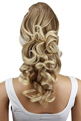 PRETTYSHOP Haarteil Hair Piece Zopf Pferdeschwanz Voluminös ca.50cm Hitzebeständig div. Farben H207