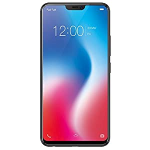 Vivo V9 (Pearl Black-Gold) Without Offer