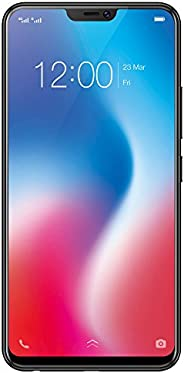 (Renewed) Vivo V9 (Pearl Black, 64GB)
