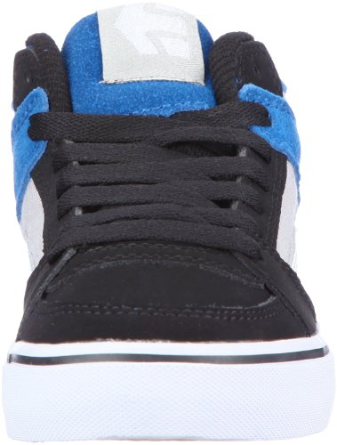 Etnies KIDS RVM VULC 4301000083-1, Unisex - Kinder Sportschuhe - Skateboarding Nero (Black/Grey/Blue)