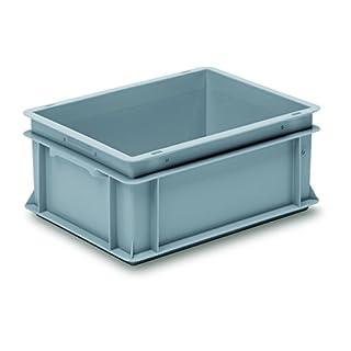 GCIP-RAKO GC403017P Behälter Rako, PP, 400 x 300 x 170 mm, Grau