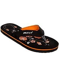 Dolphin Miles Women Footwear Soft, Durable Slipper, Indoor Outdoor Flip-Flop Slipper