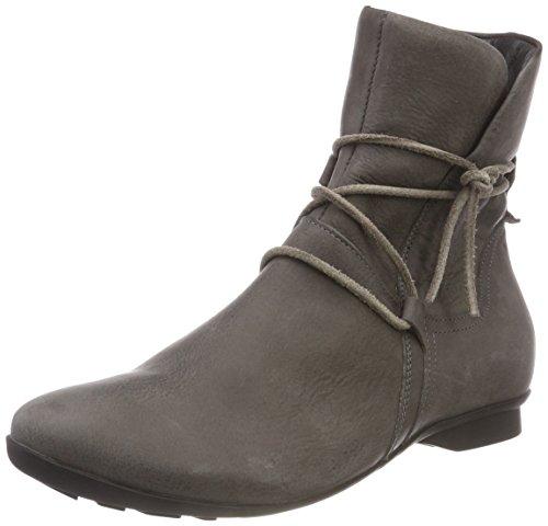 Think! Damen KESHUEL_383127 Desert Boots, Grau (14 Antrazit), 40 EU