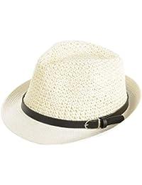 Western Cowboy Ocio Sombrero De Paja Hombre Verano Deportes Al Libre Aire  Sombra Especial Estilo Protector 4ce072e21be