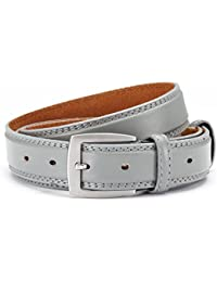 ceinture étroite pour les femmes et les hommes, largeur 2,8 cm Boucle: 4,5 x 3,8 cm