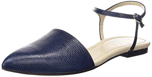 Paco Gil P2981, Sandales fermées femme Bleu - Blau (Bali)
