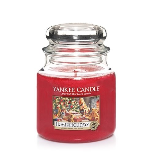 Yankee Candle Home for the Holidays 411 Gramm