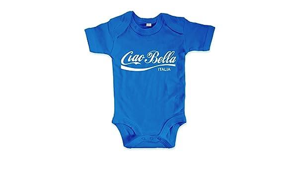 net-shirts Organic Baby Body aus Bio-Baumwolle mit Polska Wappen Aufdruck Fu/ßball Fan WM EM Strampler