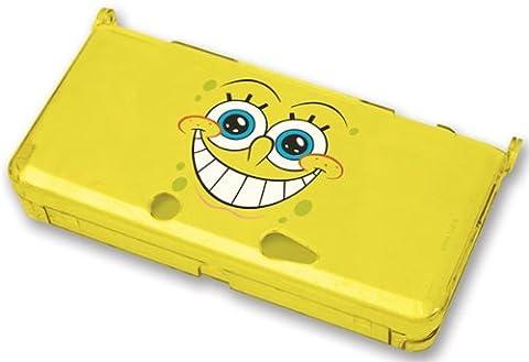 J-Straps SpongeBob Crystal Case für Nintendo 3DS inkl. Teleskop Pen